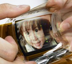 sony 2.5 razor-thin screen