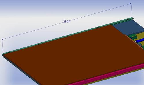 add dimension property in solidworks