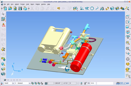 Free cad package to import and view solidworks catia pro for Free 3d drawing software online
