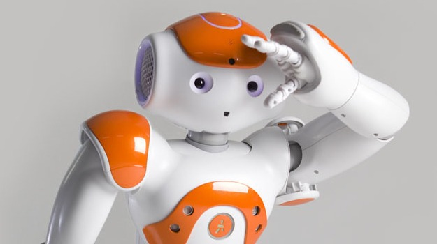 Nao Humanoid Robot Designed In Solidworks Farewell Human