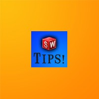 SolidWorks Tips on Twitter