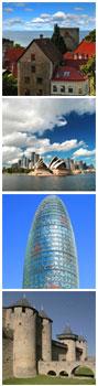 photos of cities