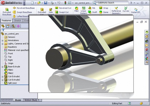 solidworks simulation assembly