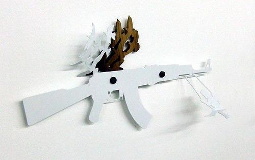Stuart Fingerhut gunrack solidworks prototype