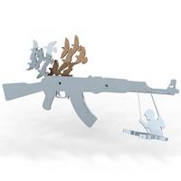 Stuart Fingerhut rapid prototype ponoko solidworks rendering