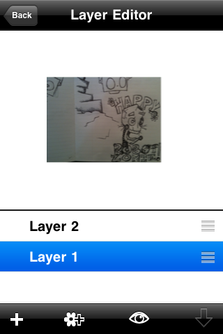Importing a Photo to a layer and creating another layer to sketch on top of