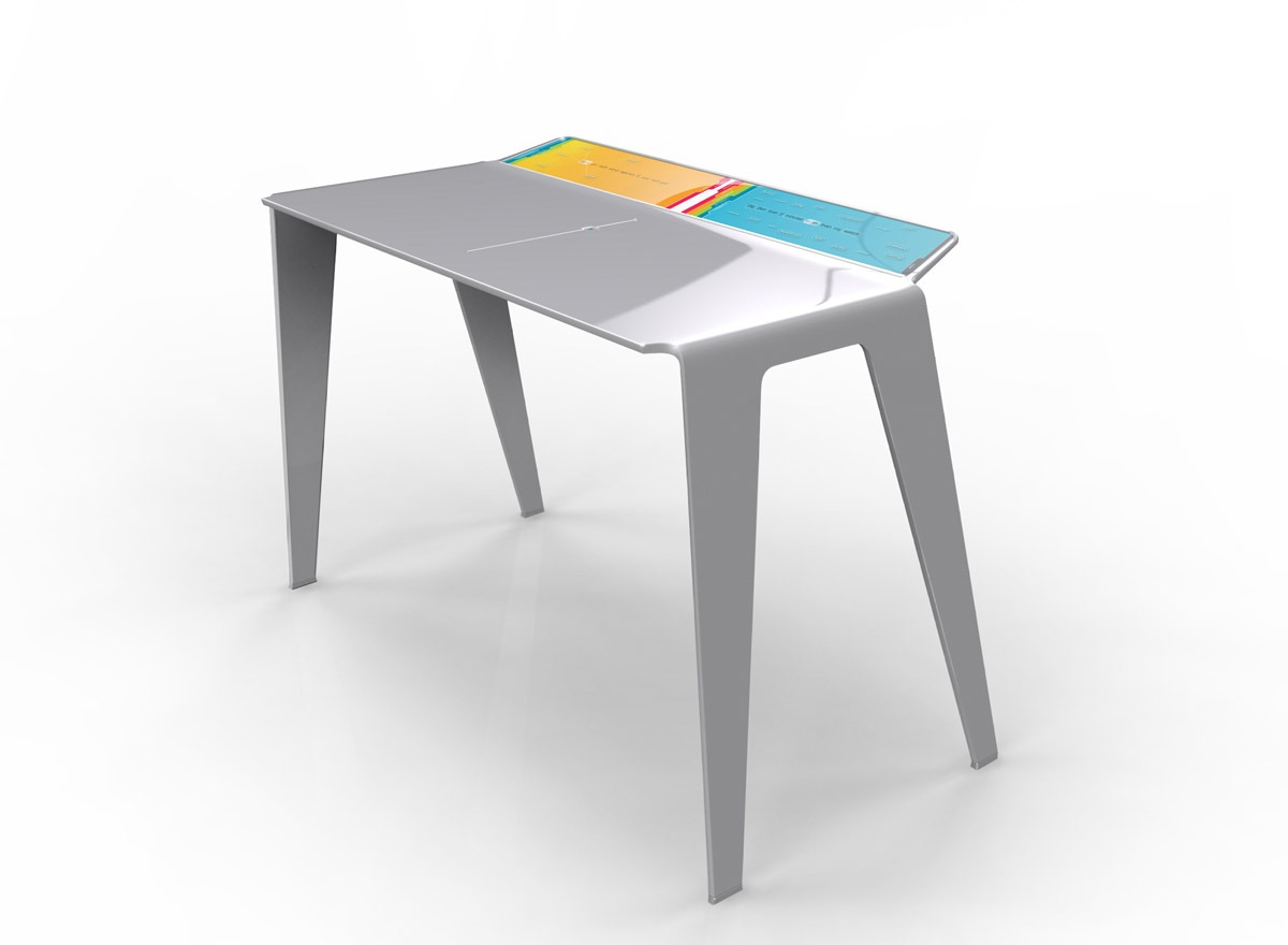rockin - School Desk Design