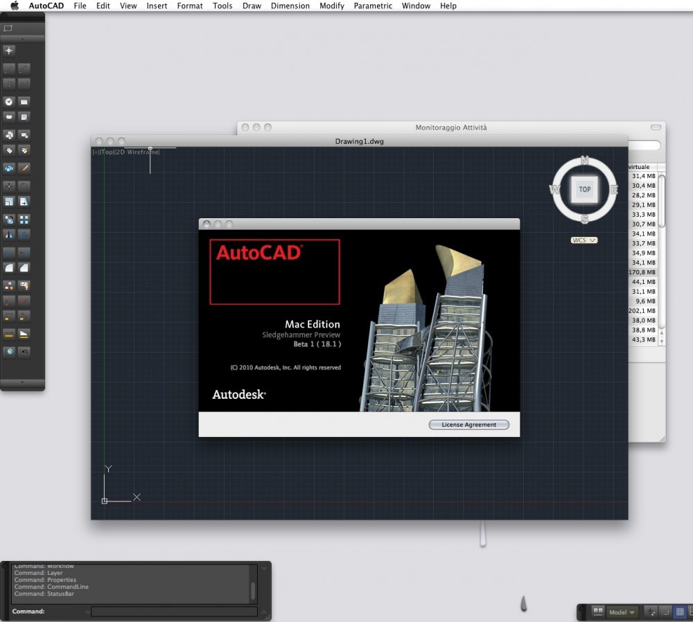 Autodesk Slams The Hammer. AutoCAD On The Mac In Beta