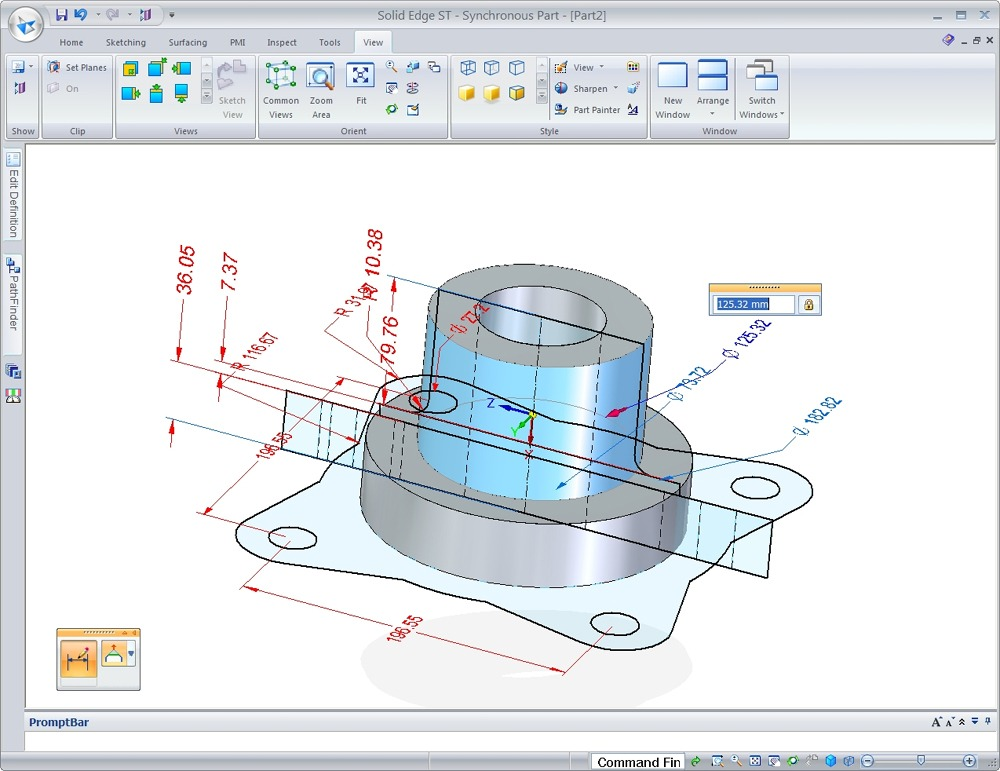 5 things you want to know about siemens solid edge and nx for Software planos 3d