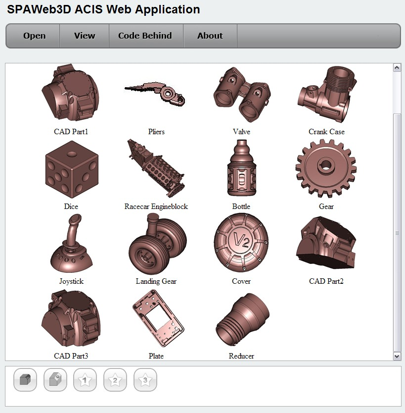 Spatial and dassault push cad to the cloud what it all Web based 3d modeling