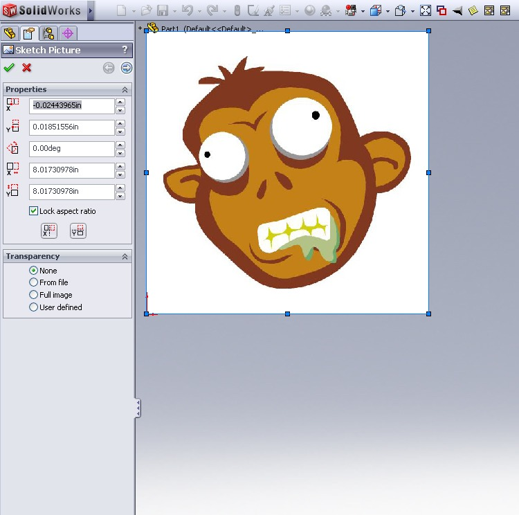 How To Really Create Vector Graphics of Zombie Monkeys in