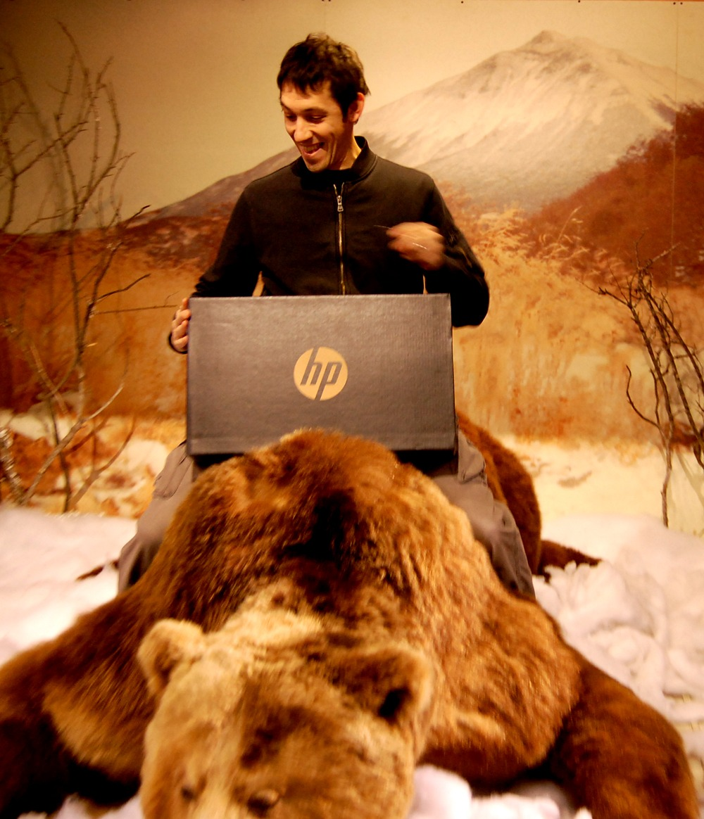 HP EliteBook 8740w unboxing