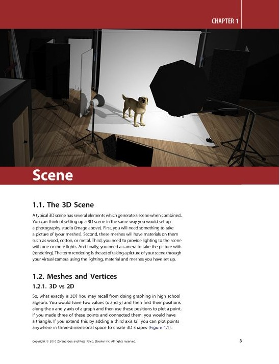 Can You Rock 3D in Photoshop? Read and See    [Interview