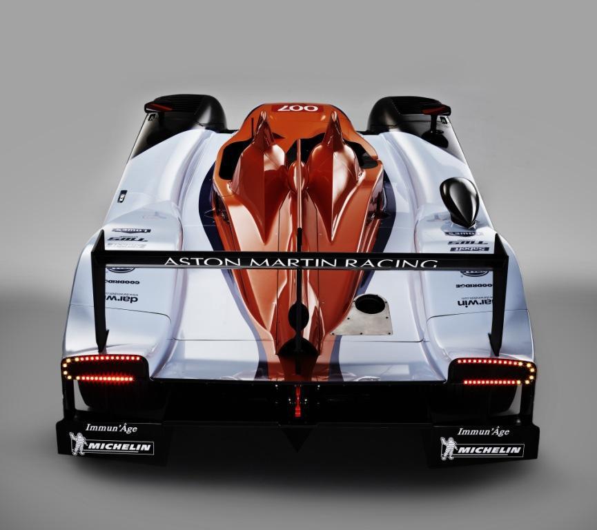 Top Speed Design. The Aston Martin AMR-One Prototype Racer
