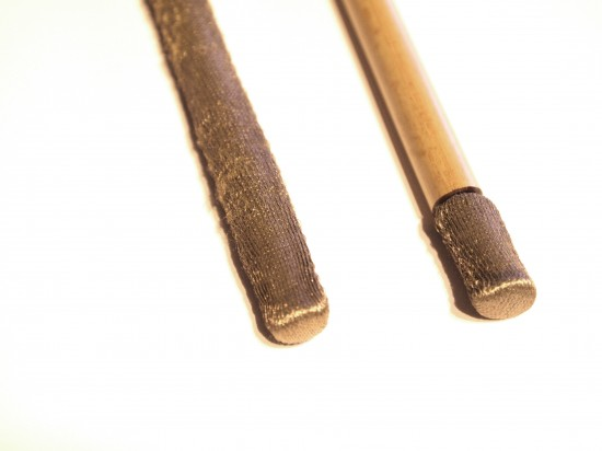 The only thing the same between old and new is the clever tip design.