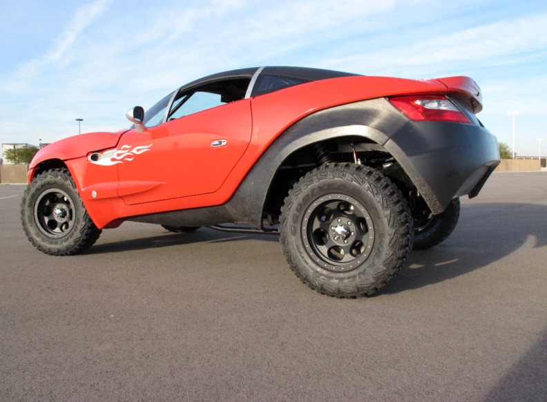 Want a Local Motors Rally Fighter Buy it Now  SolidSmack