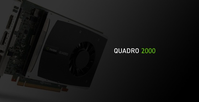The (Kinda) Anti-Benchmark NVIDIA Quadro 2000 Review