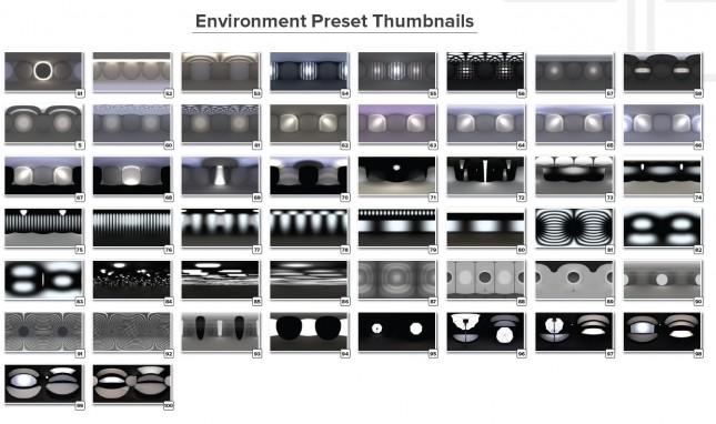 The new presets for the SES2 kit