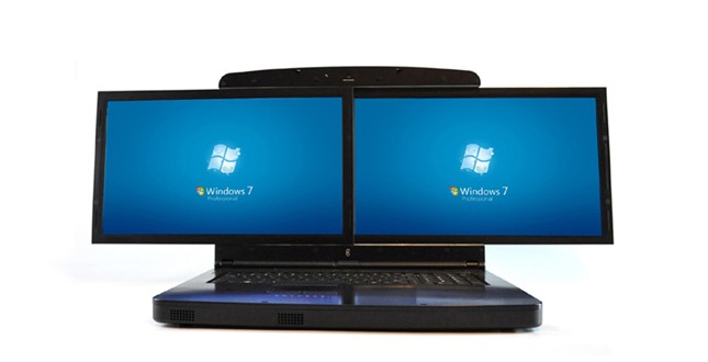 GScreen's Dual Screen Laptop Gives You Double the Viewing