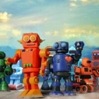 My Robot Nation. Your Very Own 3D Printed Robots [Promocode!]