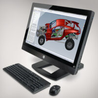 "The HP Z1… First 27"" All-In-One Workstation"