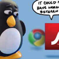 Adobe Gives Linux the Finger, Makes Sweet Love with Chrome