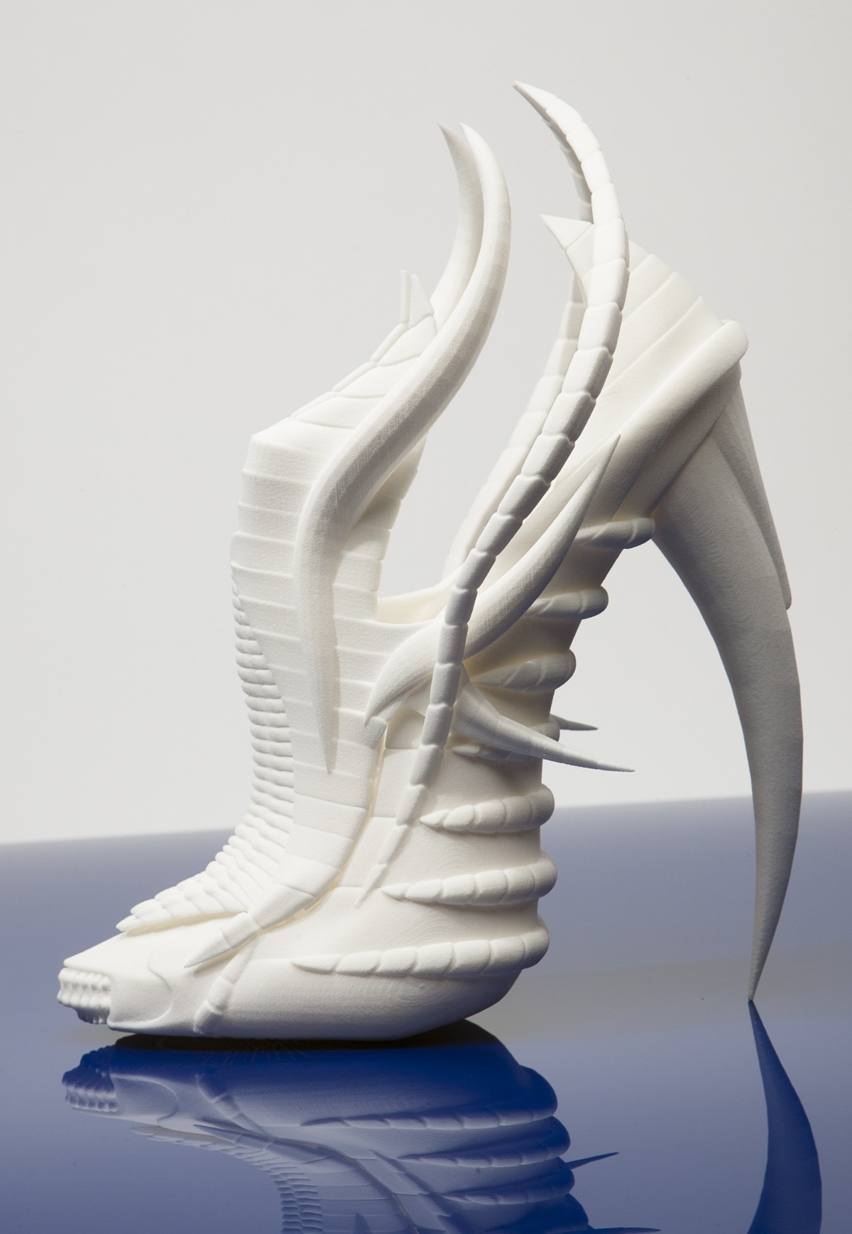 Sexy Cool 3D Printed Shoes By Janina Alleyne