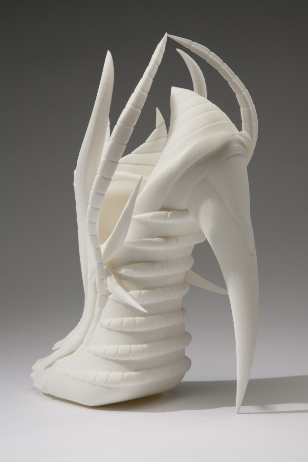 Sexy Cool 3d Printed Shoes By Janina Alleyne Solidsmack