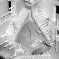 """""""Escher"""" that's Real? Depending on your Perspective…"""