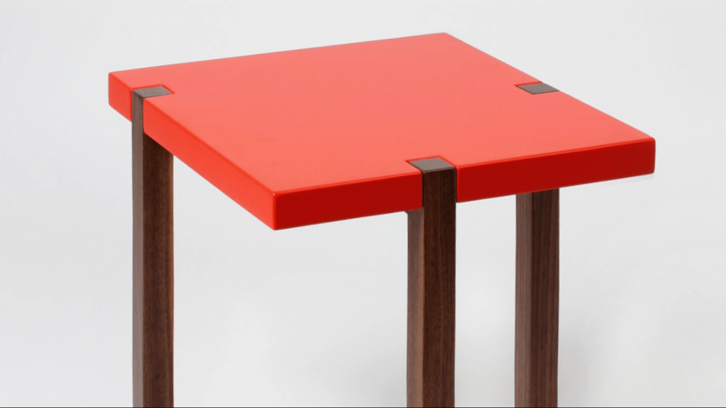 Creating modernist designs in artisanal ways the piet for Email table design