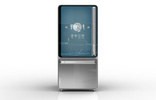 Is The Smart Fridge Concept The Refrigerator Of The Future
