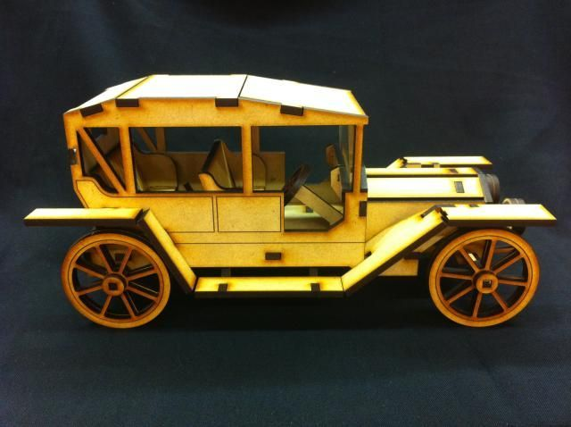 Winner Of The Make Your Laser Cut Toy Challenge Solidsmack