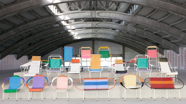 100chairs