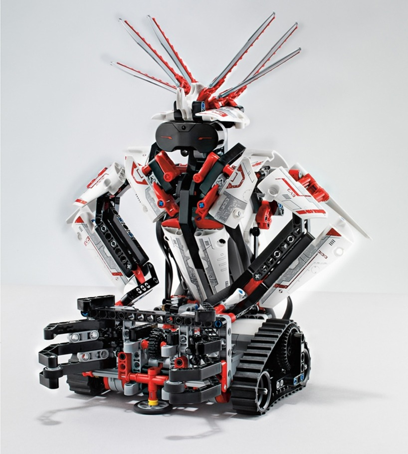 Start Saving Now For This New LEGO Mindstorm EV3 Kit