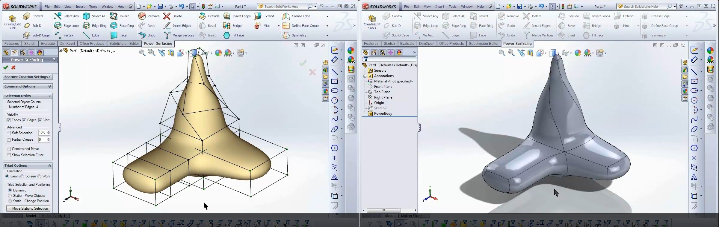 power-surfacing-solidworks-convert