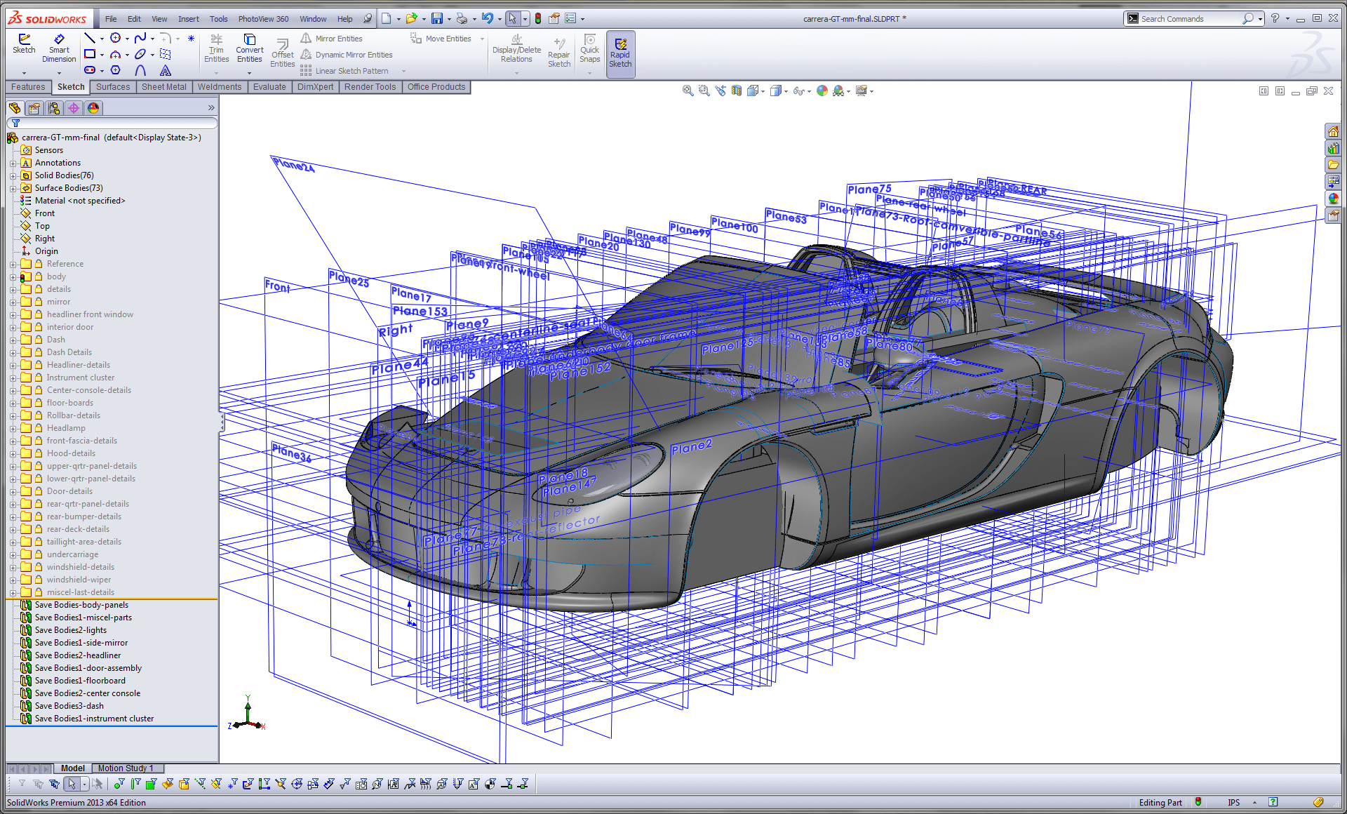 Solidworks doesn 39 t do trains planes and automobiles for Design table not working solidworks