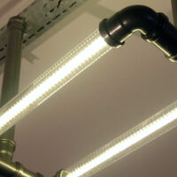 Atomic Lighting Tubes Make Your Room Glow (and How To Make Your Own)