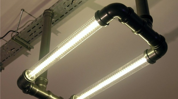Atomic Lighting Tubes Make Your Room Glow And How To Make