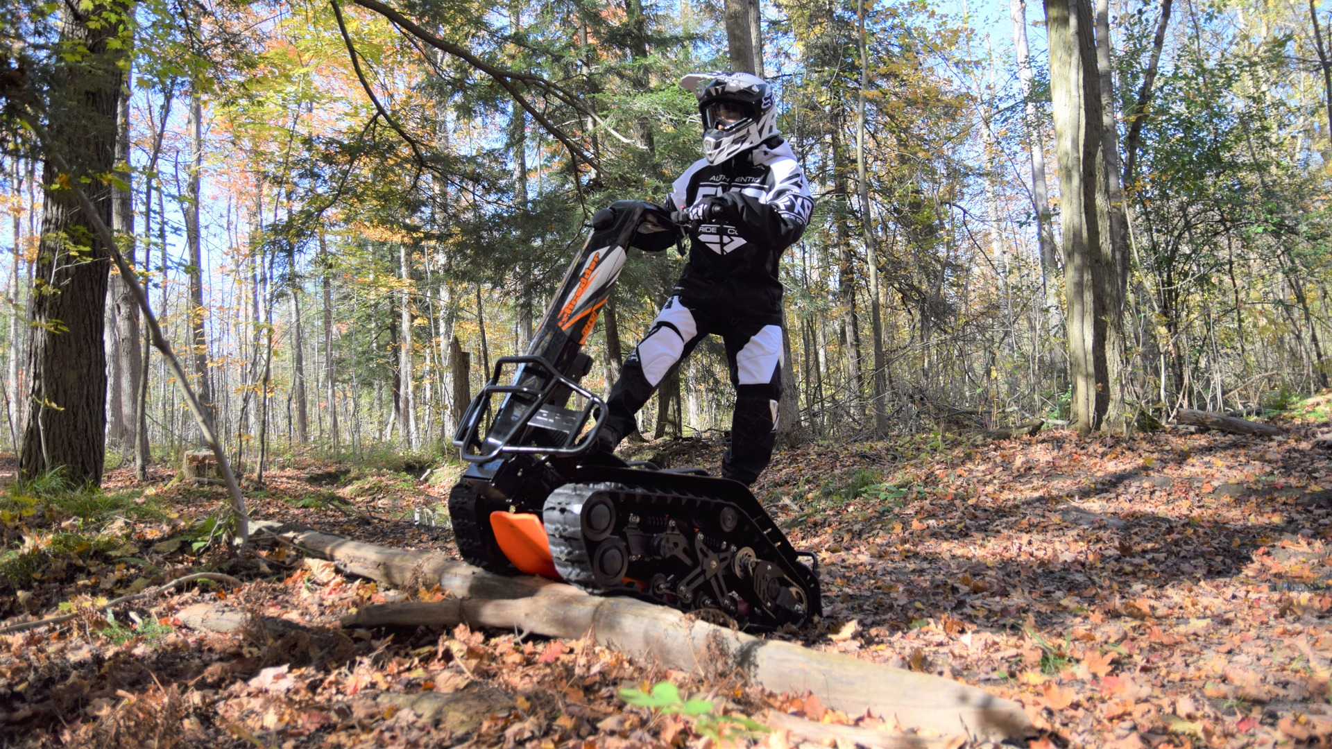 off-road atv dtv shredder
