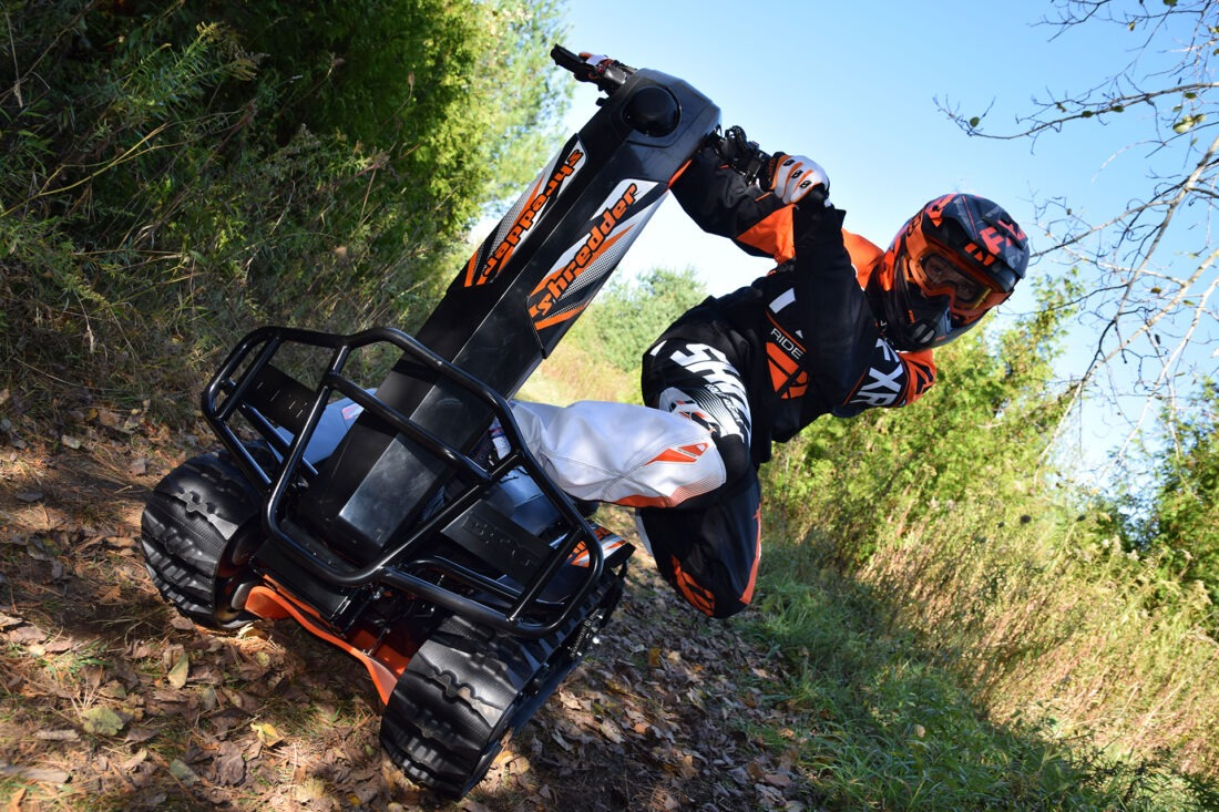 dtv shredder atv off-road