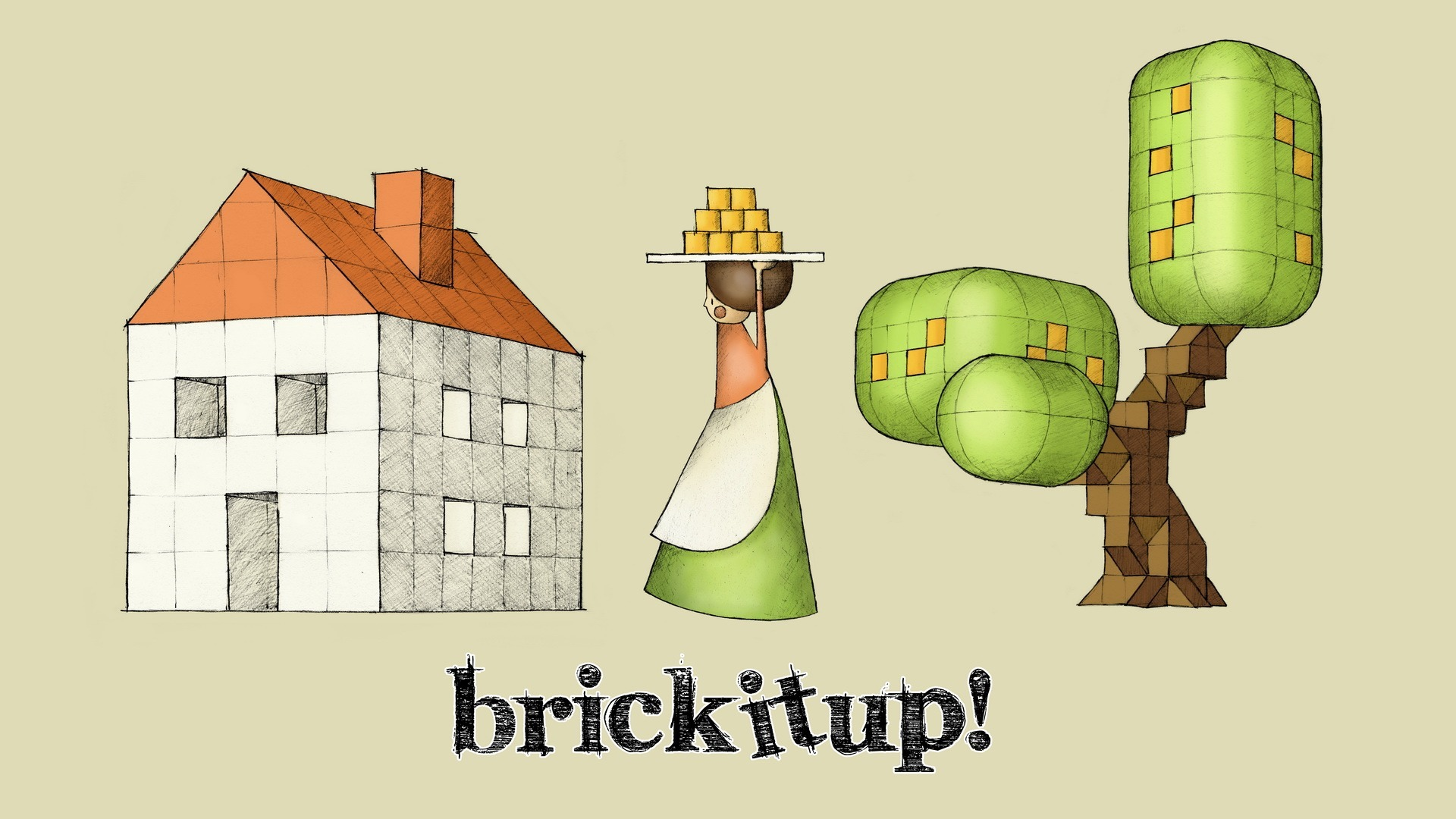 BrickItUp Plans Real-time 3D Environment Creation and