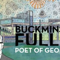 'Buckminster Fuller: Poet of Geometry' is One of the Most Beautiful Books About a Designer, Ever