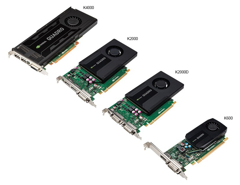 NVIDIA Releases New Kepler Quadro GPU's    for Your
