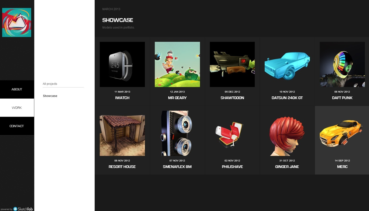 Sketchfab Launches Online Portfolio Site for 3D Professionals ...