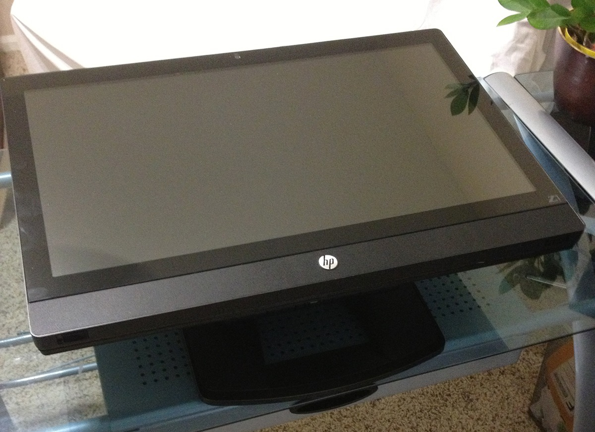 HP Z1 All-In-One Workstation [Review] - SolidSmack