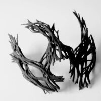 do the mutation - 3D printed mask process