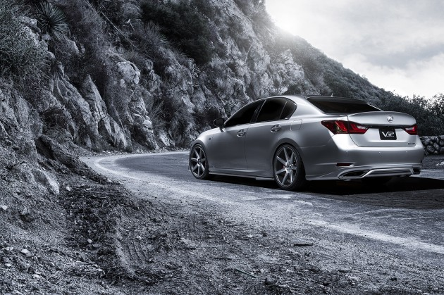 2012 SEMA - Lexus GS