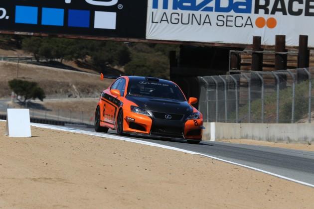 2012 SEMA - Lexus IS F CCS-R