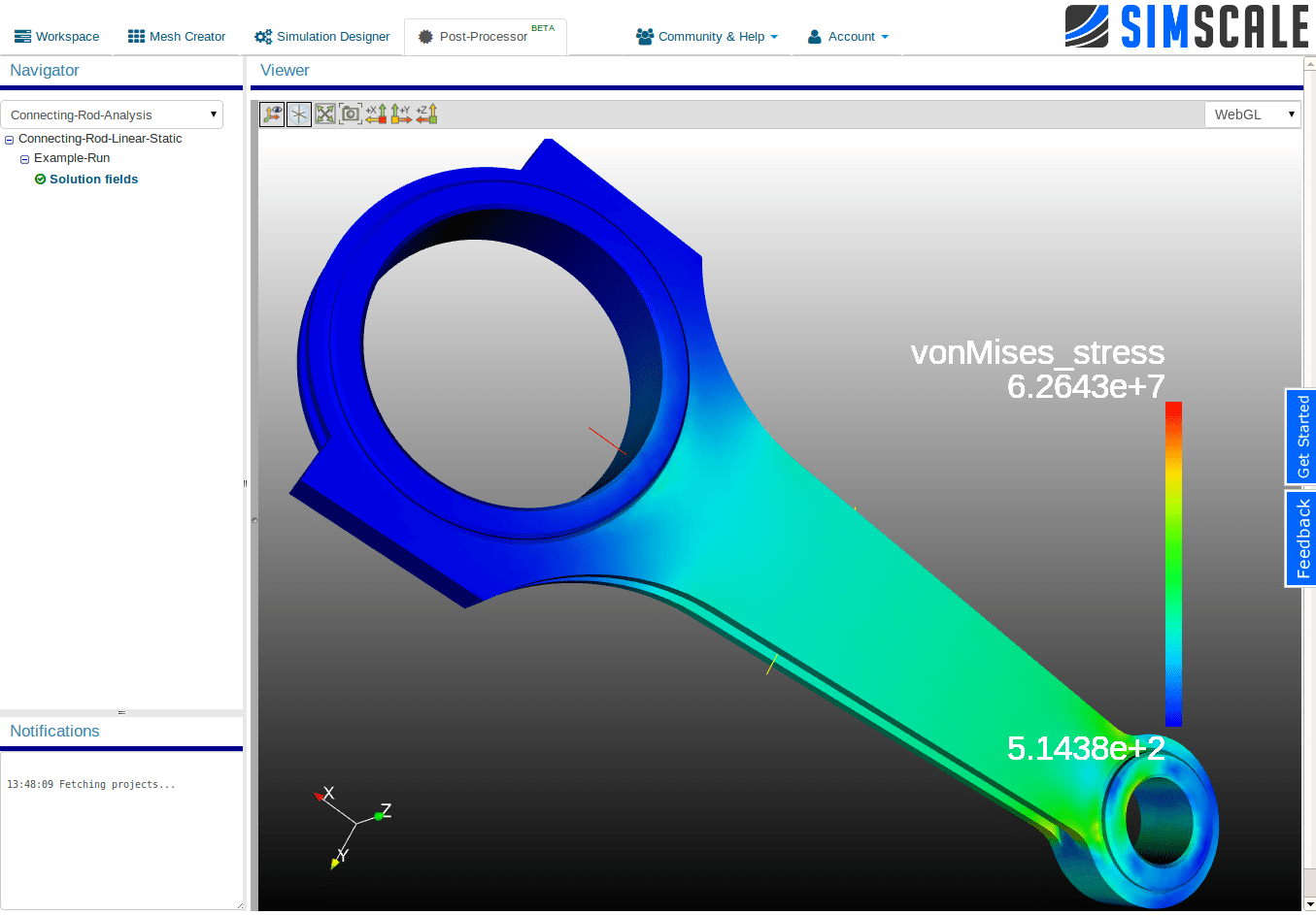 SimScale Shifts Loads of Simulation to the Web Browser