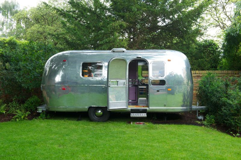 American Retro Caravans: A Refresh on Vintage Airstream ...